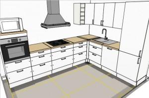 frustrierende erlebnisse bei der k chenplanung passivhaus bautagebuch. Black Bedroom Furniture Sets. Home Design Ideas