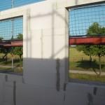 Fenster des kleineren OG-Zimmers