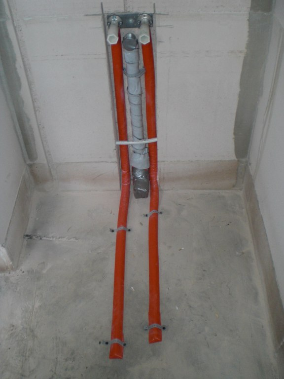 Wasseranschluss waschbecken for Wasseranschlusse kuche