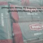 Klebemasse-Pulver für die Dämmung