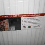 Energiesparen auch direkt bei den Heizkörpern - sehr gut. :-)