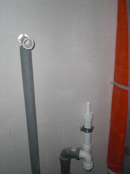 waschmaschinenablauf welches rohr wenn abfluss direkt im boden ist haustechnikdialog. Black Bedroom Furniture Sets. Home Design Ideas
