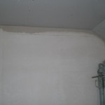 Feuchtigkeit im Dachgeschoss an dem Übergang zur Gipskarton-Decke