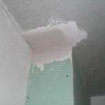 Verschlossenes Loch in der Decke des kleineren OG-Zimmers
