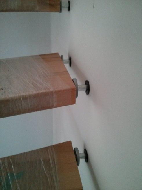 treppe sanit re objekte und viele steckdosen abdeckungen eingebaut passivhaus bautagebuch. Black Bedroom Furniture Sets. Home Design Ideas