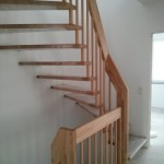 Treppe in 1. OG