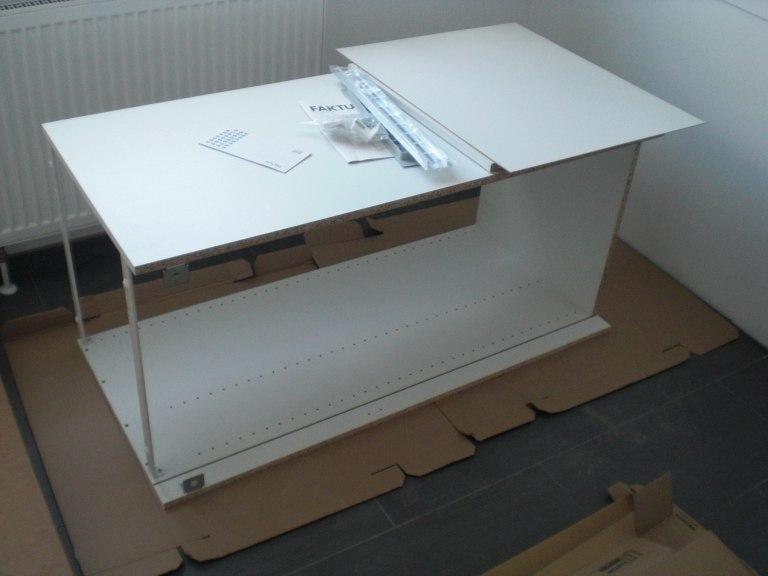 Aufbau Unserer Ikea-Küche, Teil 1: Die Korpusse › Passivhaus