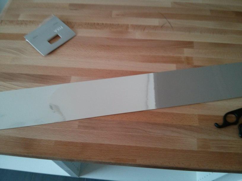 Build Kitchen Island Ikea Cabinets ~ Dampfsperre zum Schutz der Arbeitsplatte vor feuchter Luft aus