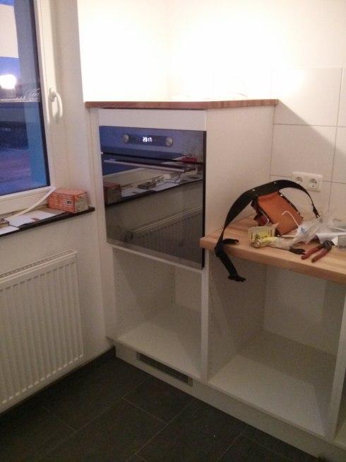 Aufbau Unserer Ikea Kuche Teil 3 Elektrogerate Und Wasser