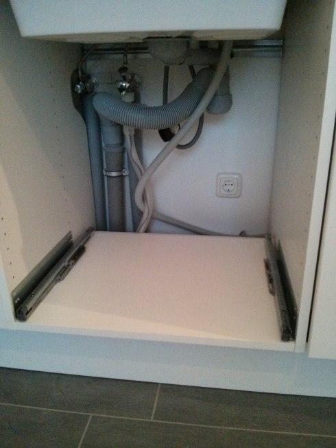 Spülbecken Unterschrank Ikea ~ Aufbau unserer IKEA Küche, Teil 3 Elektrogeräte und Wasser