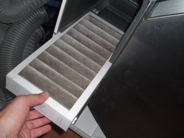 feineinstellung und regelm ige reinigung der l ftungsanlage passivhaus bautagebuch. Black Bedroom Furniture Sets. Home Design Ideas