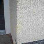 Kleine Ausbesserung im Eingangsbereich; fällt trotz Farbunterschied kaum auf